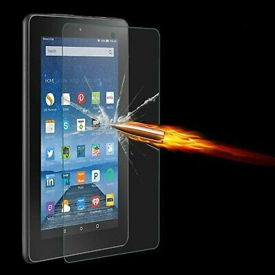 9H Premium Tempered Glass Screen Protector For Amazon Kindle Fire HD 8 2015 Computers/Tablets & Networking