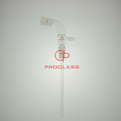 Proglass Adapters Vacuum Take-off 105with 200mm Inlet Tube