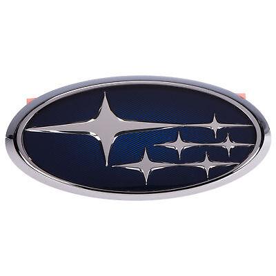 OEM 2015-2018 Subaru Front Grille Blue Star Emblem Legacy Outback NEW 93013AL000
