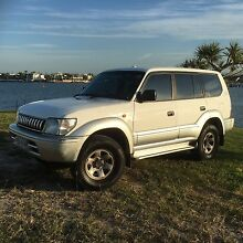 Toyota Prado GXL 4x4 ''Lady owner''... Surfers Paradise Gold Coast City Preview