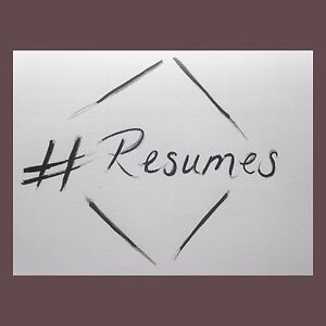 Resume Writing Hyde Park Townsville City Preview