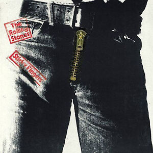 The Rolling Stones - Sticky Fingers - New 180g Vinyl