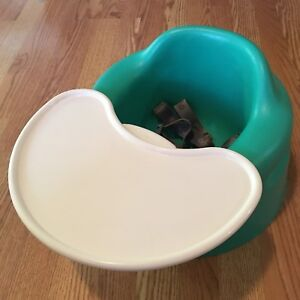 BABY BUMBO FLOOR SEAT + REMOVABLE TRAY