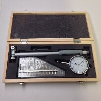 Dial Bore Gauge Set Range 2.0- 6.0 Graduation 0.0005 Brand New