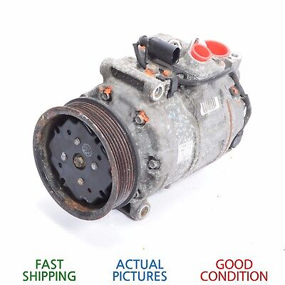 2004 - 2007 VOLKSWAGEN TOUAREG - AIR CONDITIONING A/C AC COMPRESSOR