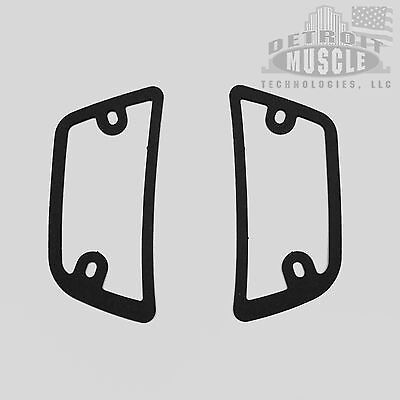 DMT B Body 1966 66 1967 67 Charger Interior Courtesy Light Lamp Gaskets