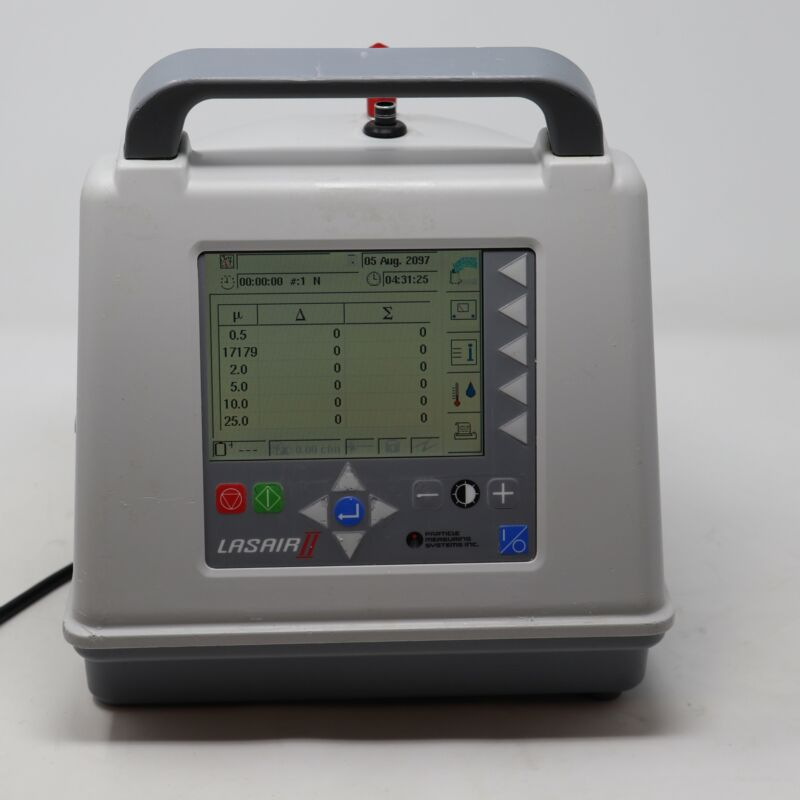Lasair II 510a Air Quality Monitor Particle Counter