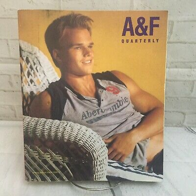 Abercrombie & Fitch Catalog Issue 23 Spring Break 2003 A&F Quarterly Bruce Weber