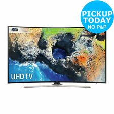 Samsung UE55MU6220K 55 Inch Curved 4K Ultra HD HDR Freeview HD Smart WiFi LED TV