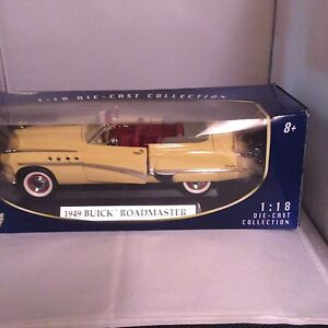 Die Cast 1949 Buick Roadmaster Convertible 1:18 Peterborough Peterborough Area image 3
