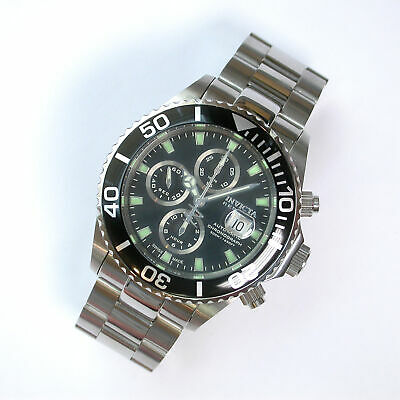 NEW $5295 GENTS INVICTA 47MM RESERVE PRO DIVER CHRONO SWISS AUTOMATIC WATCH 6892