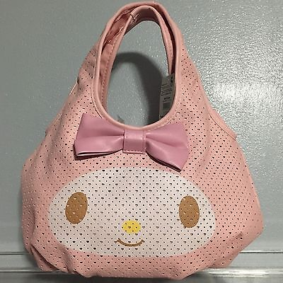 2015 New Cute MY MELODY perforated leather-like handbag!