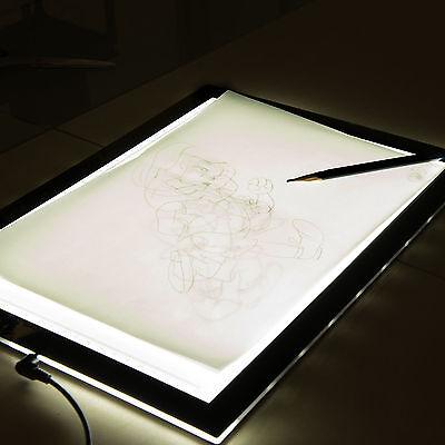 Lichttisch Leuchttisch LED A4 Mangazeichnen dimmbar Artograph Leuchtplatte