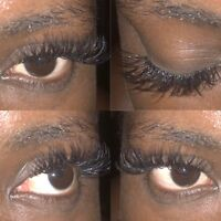 $70 Eyelash Extensions - Unlimited Count