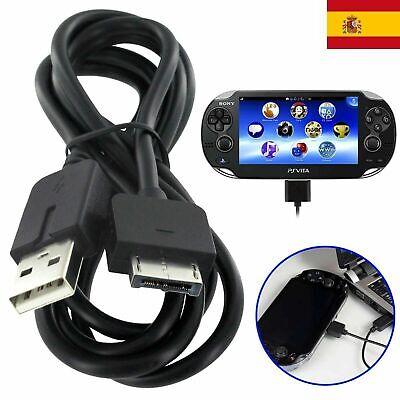 USB Cargador Cable De Carga Para Sony PS Vita DATA SYNC carga...