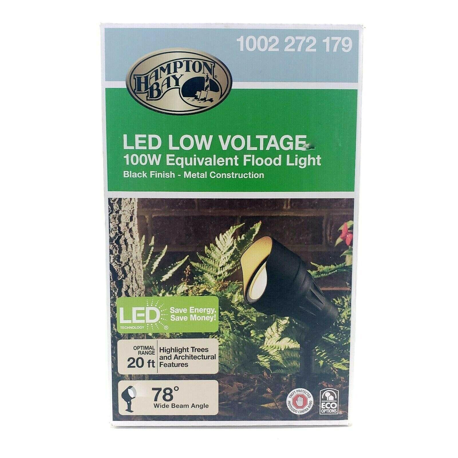 Low-Voltage 100-Watt Equivalent Outdoor Integrated LED Lands