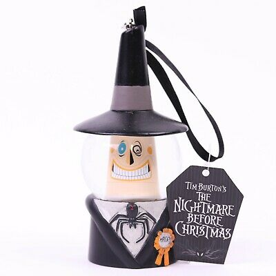 Nightmare Before Christmas Mayor Mini Snowglobe Ornament Disney Parks