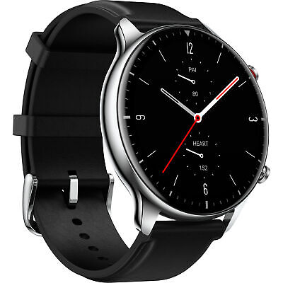 Amazfit GTR 2 Classic, Smartwatch, silber
