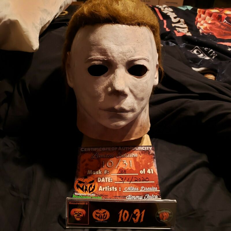 10/31 NAG/Spookhouse Myers Mask