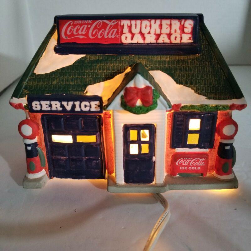 Vtg Coca-Cola 1995 American Classics Tucker