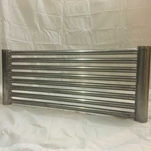 Immersion Grid Coil Heat Exchanger 316L SS