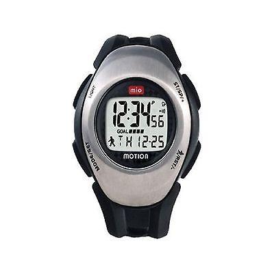 MIO Motion Heart Rate ECG Women's Watch Plus Built-in Pedometer 0037USBLK