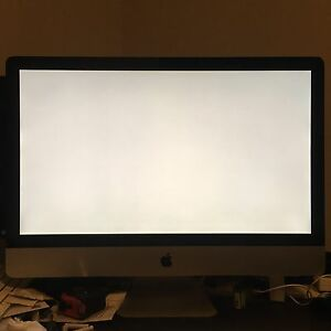 "Apple iMac 27"" 16 Gb (2010) FOR PARTS"