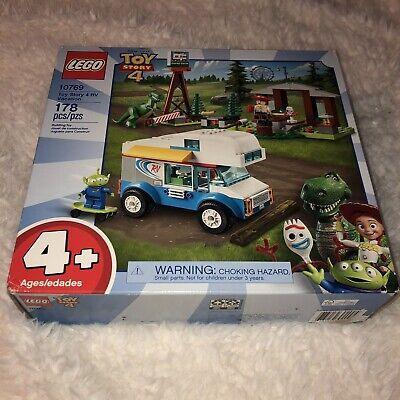 LEGO #10769 Toy Story Toy Story 4 RV Vacation Set BRAND NEW SEALED!