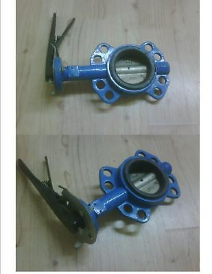 3 Inch Water Butterfly Valve Water Truck