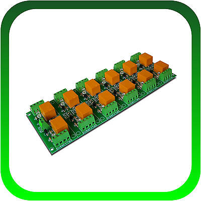 12v 12-channel Relay Module Switch Board For Arduino Pic Arm Avr