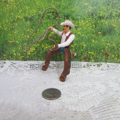 Schleich Cowboy With Lasso Replacement Figure
