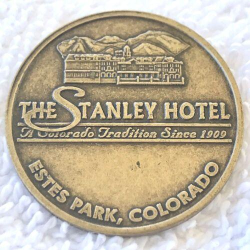 Stanley Hotel Token, Estes Park, Colorado Rare Coin Chalet Vintage