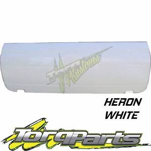 HERON WHITE TAIL GATE SUIT VU VY VZ HOLDEN COMMODORE 00-06 UTE Bayswater Knox Area Preview