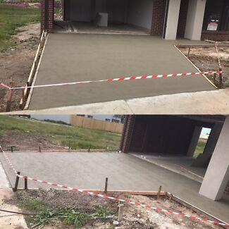 CONCRETE CONSTRUCTION & EXCAVATION