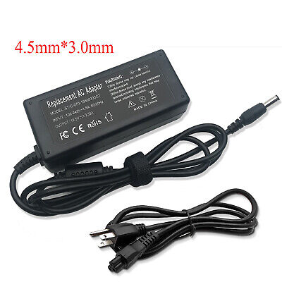 65W AC Power Supply Adapter Laptop Charger For HP Pavilion 15-P390nr Notebook (Hp Pavilion 15 Notebook Pc Laptop Charger)