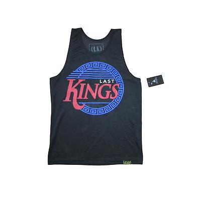 Last Kings Mesh Jersey Basketball Tank Top Shirt