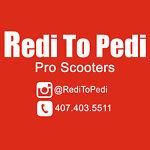Redi To Pedi Pro Scooters