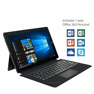 Teqnio Tablet/ Laptop - 2 in 1, 11.6-inch, 32GB/ 4GB with Windows 10