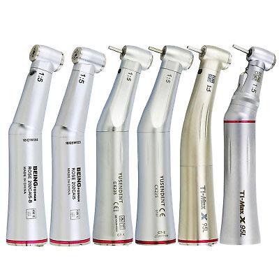 Being Coxo Nsk Dental Led Fiber Optic Multiplier Contra Angle 15 Handpiece Kavo