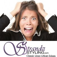 Strandz Styling is in Crisis and Seeking an Interventionist!!