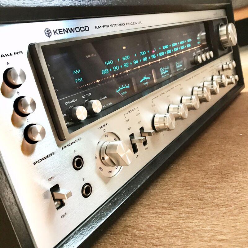 ~ Kenwood Rare Model Eleven II AM/FM Receiver ~Tested~