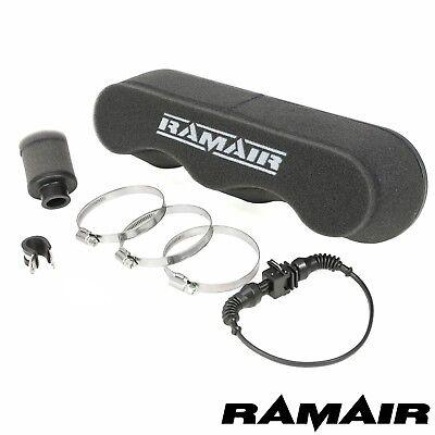 RAMAIR Air Box Elimination Performance Air Filter Kit for Triumph Rocket III 3 ()