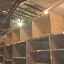 timber shelf large storage Armidale City Preview