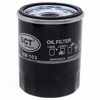 SCT Ölfilter SM103 Filter Motorfilter Servicefilter Anschraubfilter Dichtung