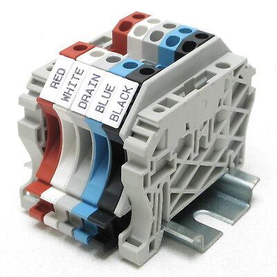 Allen-bradley 1492-dn3tw Devicenet Terminal Block Assembly