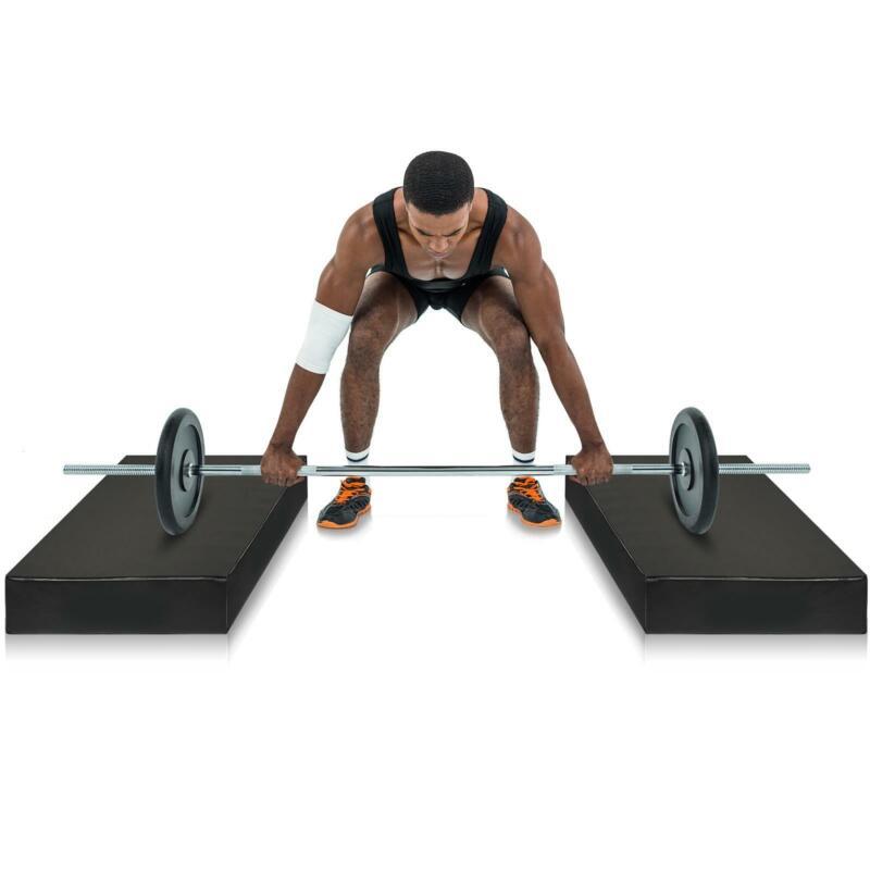 Silencer Drop Pads Weight Lifting Drop Pads Barbell Crash Cushion Mat