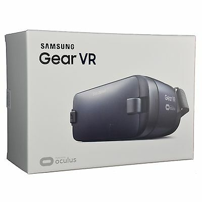 Samsung Gear VR Oculus 2016 SM-R323 for Galaxy Note 5 S7 S6 edge+ Black Blue
