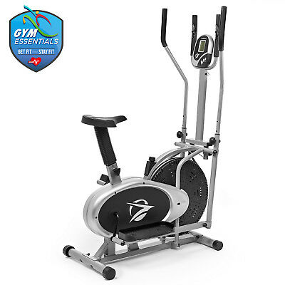 Elliptical Machine Cross Trainer 2 in 1 Exercise Bike Cardio
