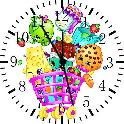 New Shopkins wall Clock 10