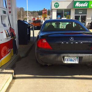 2001 Acura CL Premium Coupe (NEED GONE)